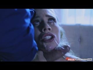 Anya Olsen blowjob Deepthroat Cunnilingus Cumshot Минет Глубокая глотка куни swallow жесткий секс Hard порно porn