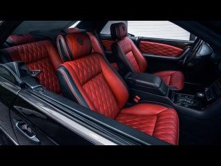 Mercedes CL600 - роскошь за 3 500 000р! Самый громкий Escalade. Шьем Гелик Воротникова.