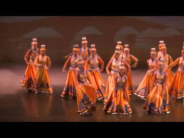AATF 蒙族頂碗舞 Mongolian Bowl Dance