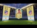 My first fifa 18 pack