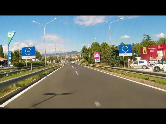 Portoroz - Trieste, Highway H5