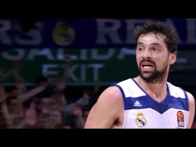Top 5 Plays Sergio Llull Real Madrid