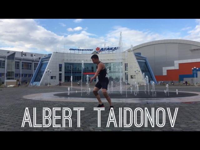 Albert Taidonov Альберт Тайдонов Abakan Slow mo 3 07 2017