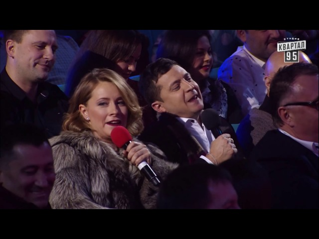 ШОК Зеленский уселся в зале на собственном концерте Понты зрителей глазами Вечернего Квартала