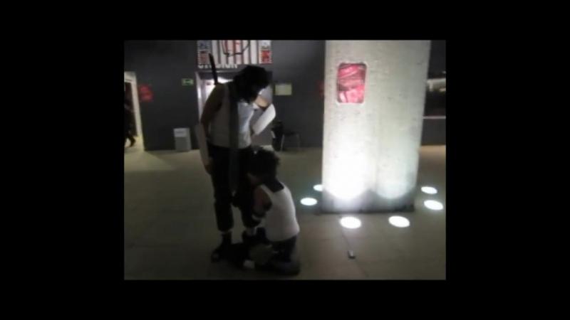 Izumo and kotetsus mission (Confusion 2013)