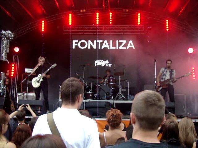 Fontaliza - Scapegoat (Гайдафест 2017)
