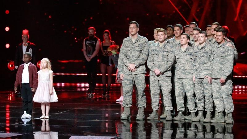 Americas Got Talent 2017 Quarterfinals 1 (Results) - 12x14 (1080p)