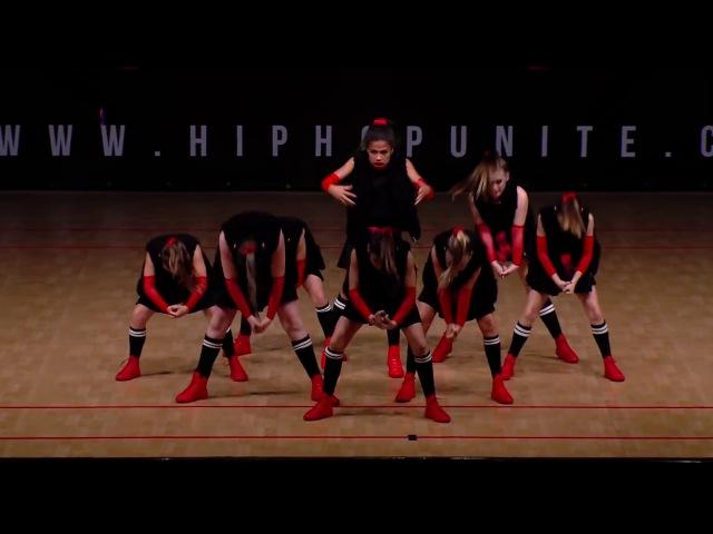 Rebellious Dance Crew - FISAF Hip Hop Unite World Championships 2016