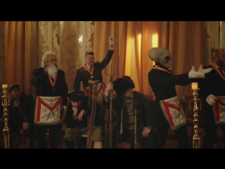 ГОЛОС ОМЕРИКИ feat  ЧАЧА — ТЕОРИЯ ЗАГОВОРА (Official Video)