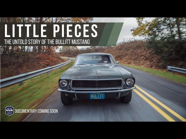 McQueen's Bullitt Mustang Found at Last