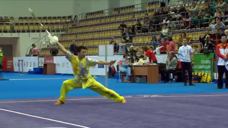 [14th WWC] Mens Daoshu - Zhifeng Li -= 1st =- 9.72 [CHN]
