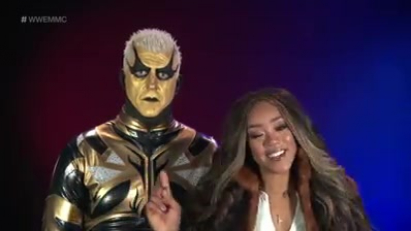 Goldust and Alicia Fox are honored to represent Hire Heroes USA