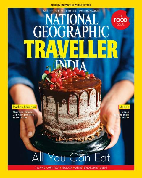 National Geographic Traveller India June 2017