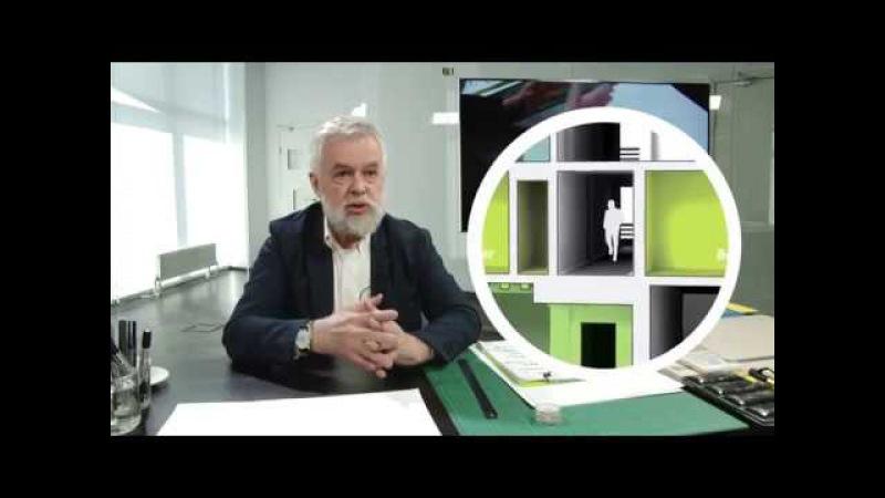 Лекция Сергея Малахова «Архитектура глазами профессионала и обывателя». Часть 1.