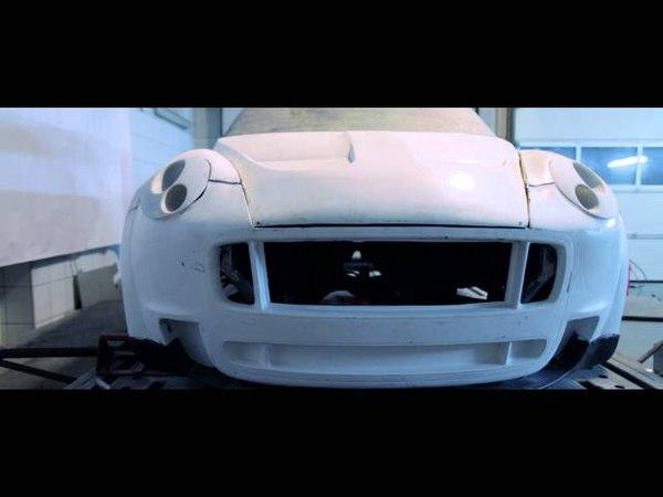 Syrena Meluzyna R built by Proto Cars
