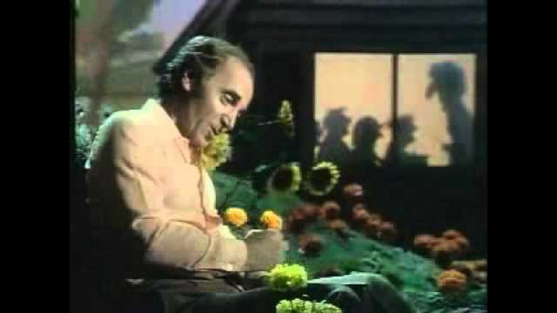 Muppet Show Charles Aznavour Inchworm