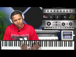 Electric Piano Library for Apple iOS iPad :: Neo-Soul Keys® for iOS - Introduction Part 2