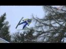 Ski Jump Kulm Austria 15 1 2012 1st Game One series Robert Kranjec won