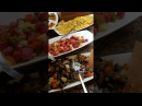 Club Hotel Turan Prince World Турция Сиде ужин в главном ресторане октябрь 2017 г