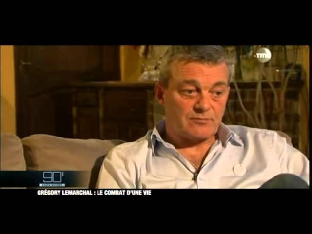 Documentaire en INTEGRALITÉ Grégory Lemarchal le combat d'une vie