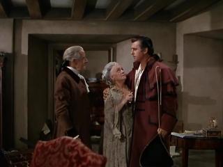 Скарамуш (1952) - приключения, мелодрама, реж. Джордж Сидни