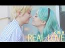 SAILOR MOON CMV Real Love Michiru Haruka Neptune Uranus