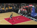 NBA 2K18 My Career 89 Nuggets vs Clippers. Silver Dimer Badge