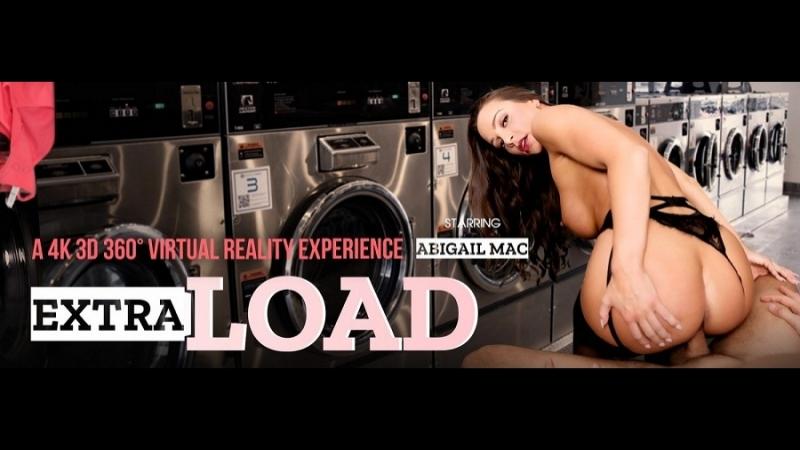 #VRon Abigail Mac (Extra Load) [2018 г., POV, Blowjob, Big Tits, Cum shot, All sex, Virtual Reality, VR, 960p] [Smartphone]