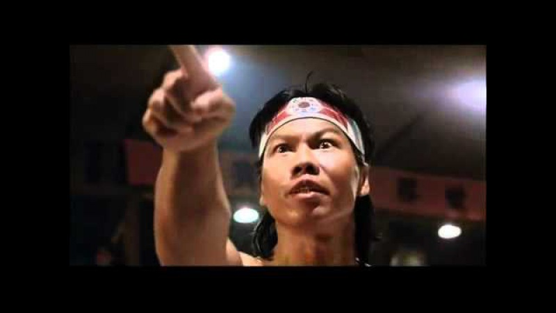 Bloodsport 1988 You are next