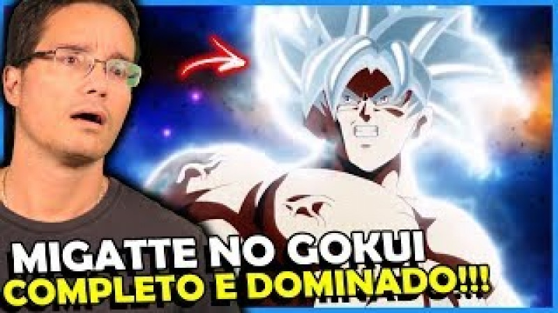 MIGATTE NO GOKUI DOMINADO VAI VENCER O JIREN Analise Preview EP 129 DB Super