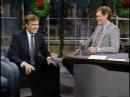 Donald Trump on Late Night 1986 87