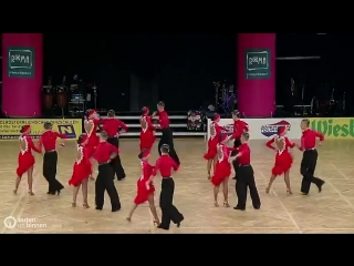 "DueTeam. ""One Heartbeat"". New World Champions in Latin Formation!"