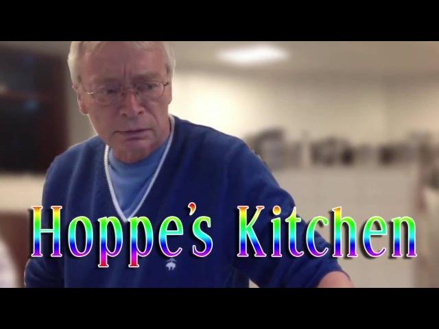 Hoppe's Kitchen How to make Wiener Schnitzel