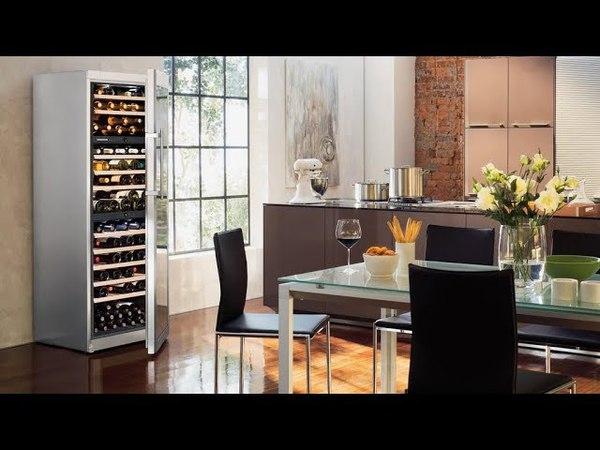 Обзор LiebherrWTes 5872 Vinidor - что такое современный винный шкаф