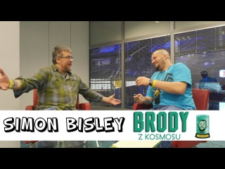 Simon Bisley - Lobo Pays My Rent [Interview] MFKiG 2017