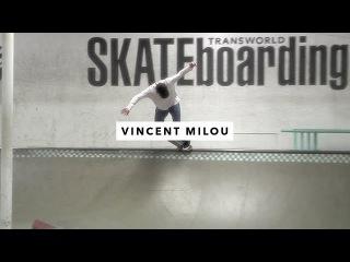 Vincent Milou | TransWorld SKATEboarding