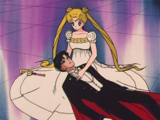 [озвучка | 35] Bishoujo Senshi Sailor Moon | Красавица-воин Сейлор Мун | 35 серия (MVO)