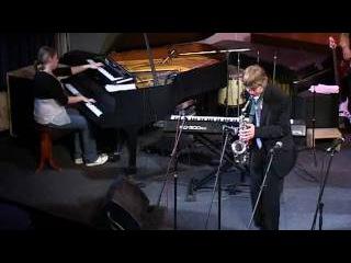 Dina and Vlad Sineglazovy Jazz-Parnas 2009