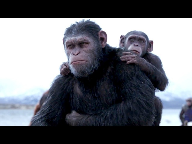 Планета обезьян: Война — Русский трейлер 4 (2017)