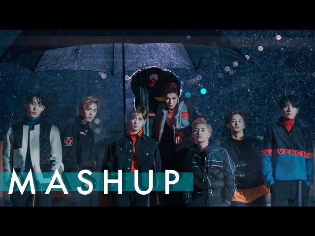 NCT U /BTS /EXO /MONSTA X – Boss/Fire/Ko Ko Bop/Dramarama MASHUP (feat. NCT 127 – Cherry Bomb)