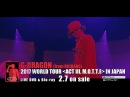 G-DRAGON - CRAYON (2017 WORLD TOUR [ACT Ⅲ, M.O.T.T.E] IN JAPAN)