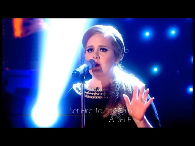 Adele Modern Talking - Set Fire to The Rain (Brother Louie '86 Mix)