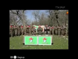 _)) - Repost @ttagrup  An itibariyle hırtlar.  - AfrinOperasyonu - AfrinSavaşınaHAY ( 640 X 640 ).mp4