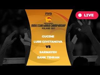 Men's Club World Championship, Group A, Cucine Lube Civitanova - Sarmayeh Bank Tehran
