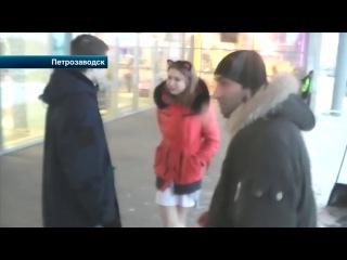 В Петрозаводске курильщики пытались избить активистов
