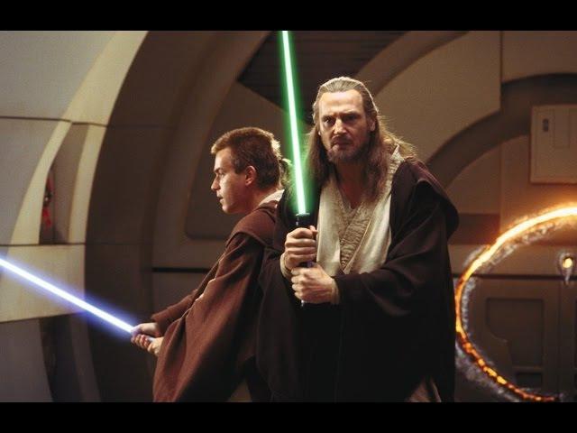 Звездные войны Эпизод 1 Скрытая угроза 1999  русский трейлер HD