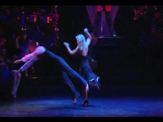 Anya  Pasha Perform Dirty Boogie