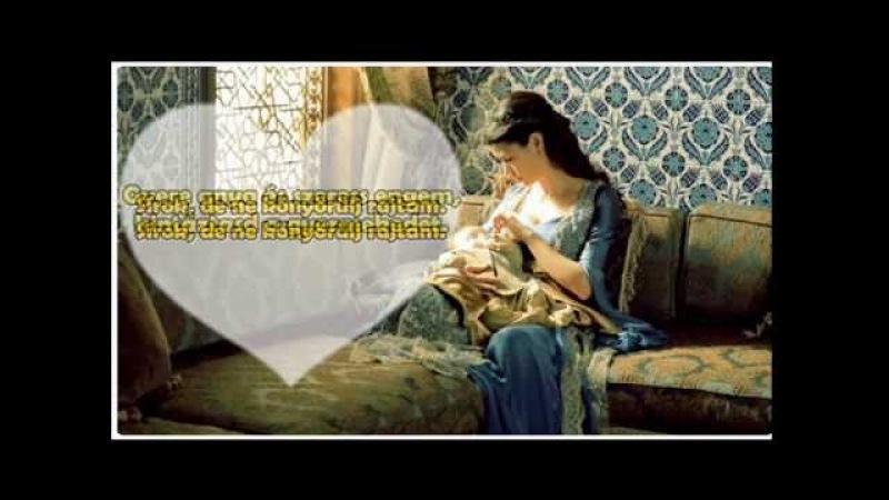 Kösem Sultan Ninni Anastasia's Lullaby Altatódal magyar felirattal