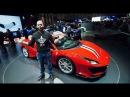 Обзор 720 л.с. Ferrari 488 PISTA за ₽30 млн. (Женева 2018)