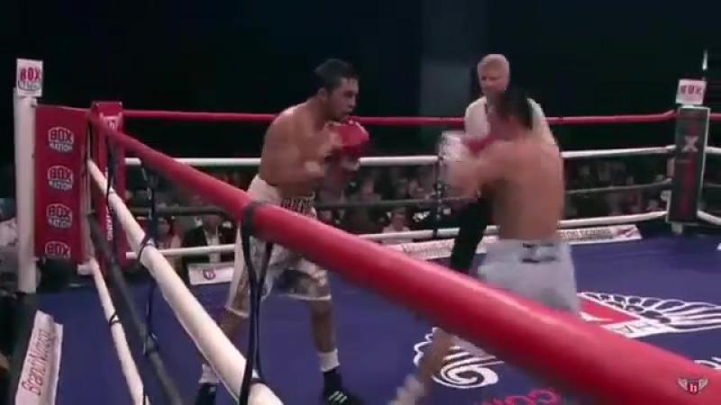 Zhanat Zhakiyanov Kazakhstan Karim Guerfi France КО5